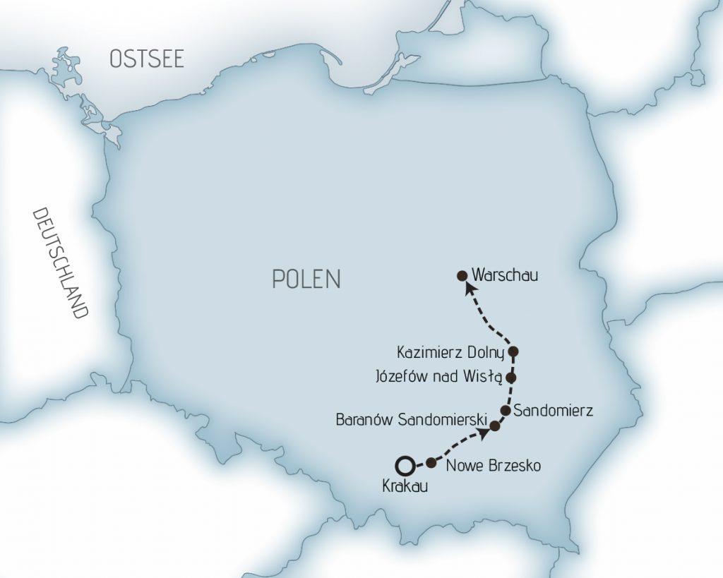 Karte KSWI