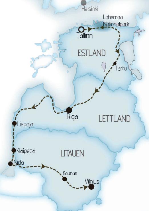Karte IB