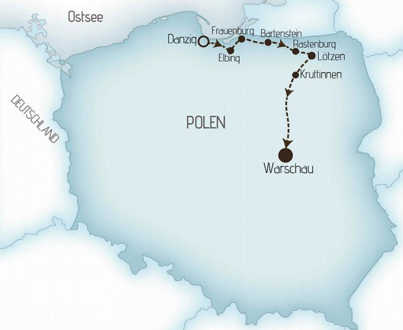 Karte ERM