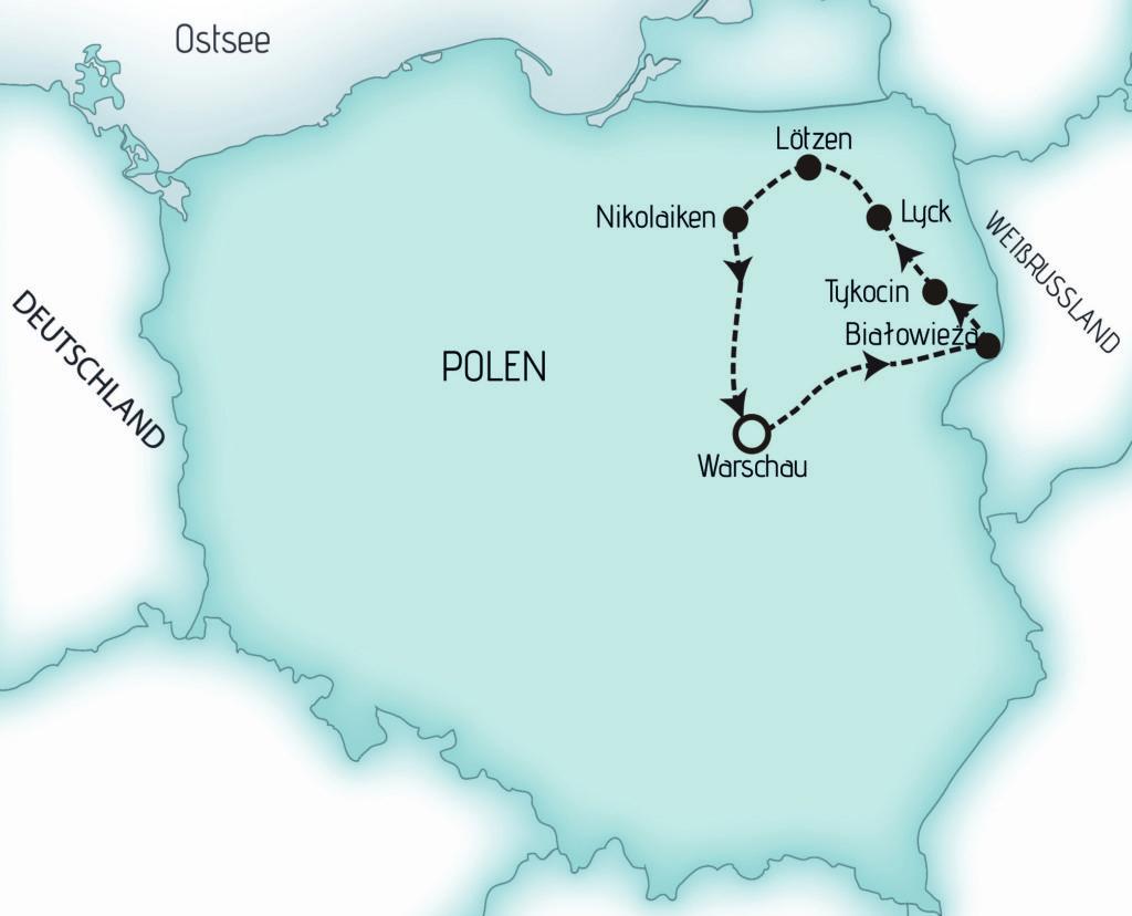Karte BMNPI